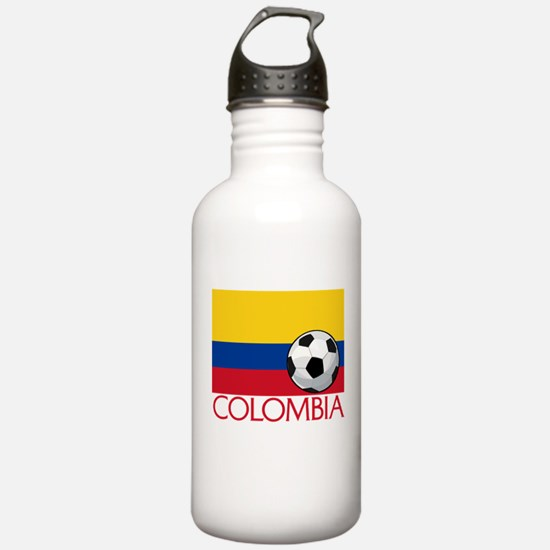 Colombia Soccer / Foot Water Bottle