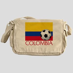 Colombia Soccer / Football Messenger Bag