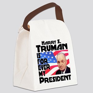 Truman 4ever Canvas Lunch Bag