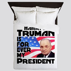 Truman 4ever Queen Duvet