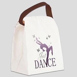 Just Dance, Butterflies Canvas Lunch Bag