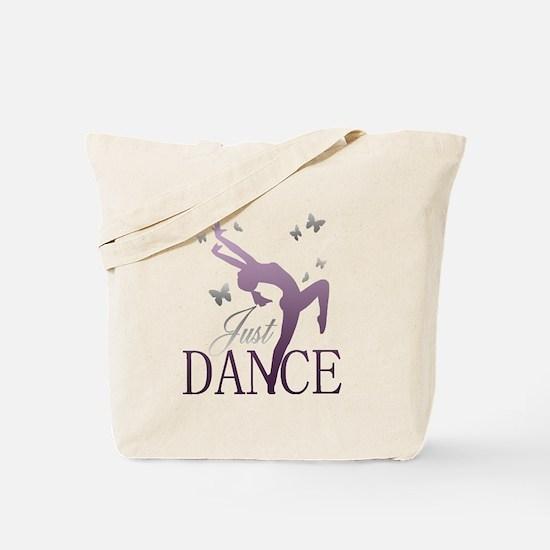 Just Dance, Butterflies Tote Bag