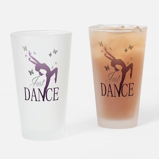 Just Dance, Butterflies Drinking Glass