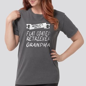 Worlds Best Flat-Coated Retriever Grandma T-Shirt