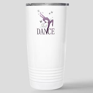 Just Dance, Butterflies Stainless Steel Travel Mug