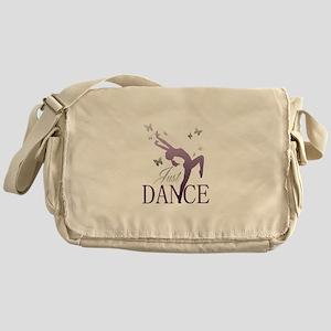 Just Dance, Butterflies Messenger Bag