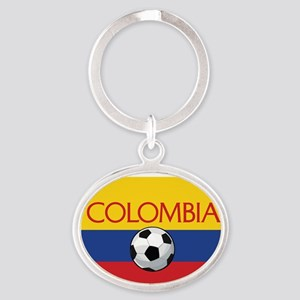 Colombia Soccer / Football Keychains