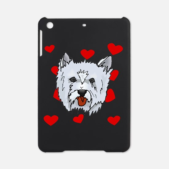 Westie Love iPad Mini Case
