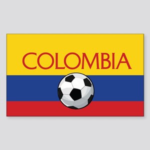 Colombia Soccer / Football Sticker