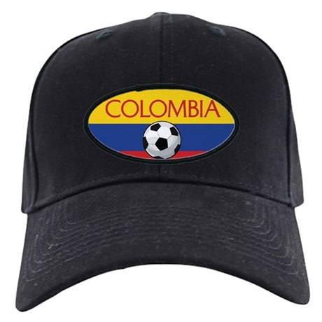 Colombia Soccer   Football Baseball Hat by Admin CP3083734 0ffcead66a9