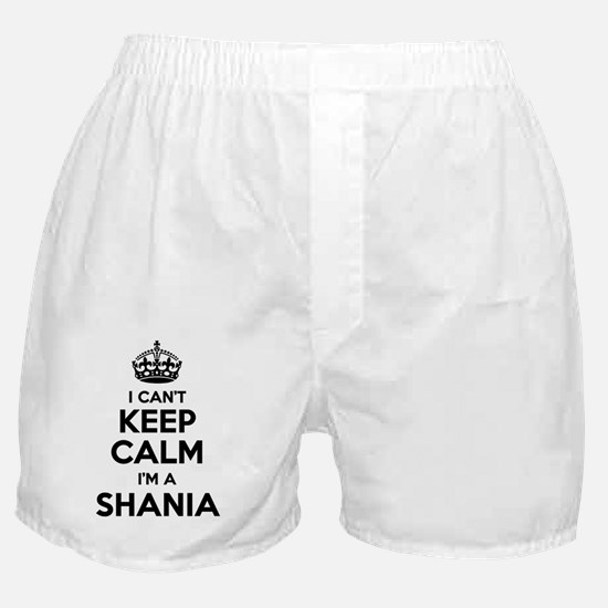 Cute Shania Boxer Shorts
