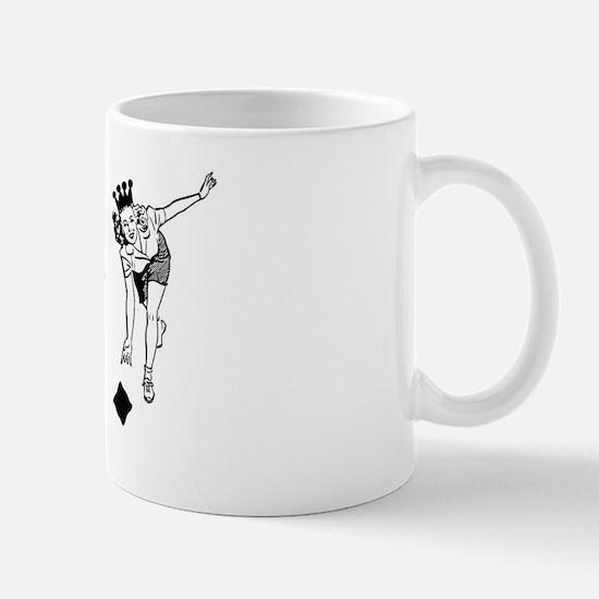 Cornhole Queenie Mug
