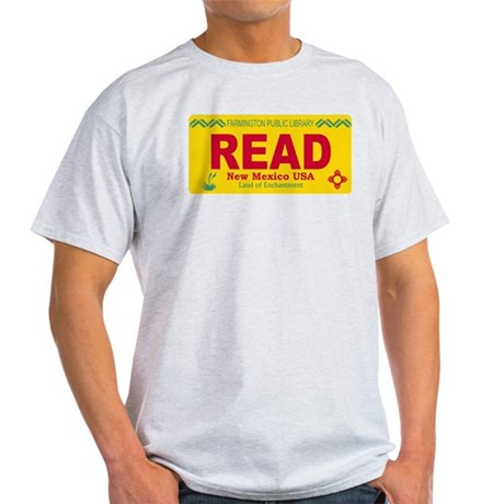 License to Read Light T-Shirt