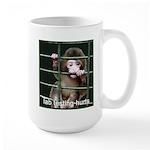 Lab Testing Hurts Large Mug