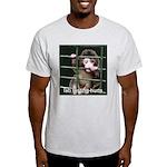 Lab Testing Hurts Light T-Shirt
