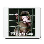 Lab Testing Hurts Mousepad