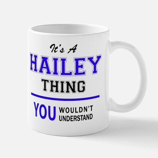 Cute Hailey Mug