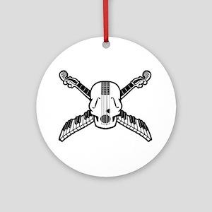 Pirate Parlor Trio Ornament (Round)