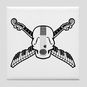 Pirate Parlor Trio Tile Coaster