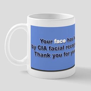 Face Booked Mug