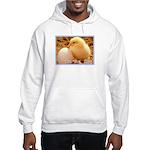 I'm Not Food Hooded Sweatshirt