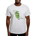 Give Peas a Chance Light T-Shirt