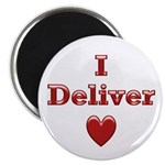 Deliver Love in This Magnet