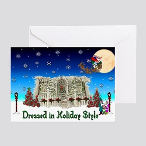 Dressed in Holiday Style Greeting Cards (Pk of 6)