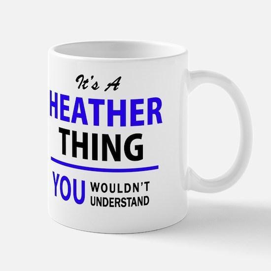 Cute Heather Mug