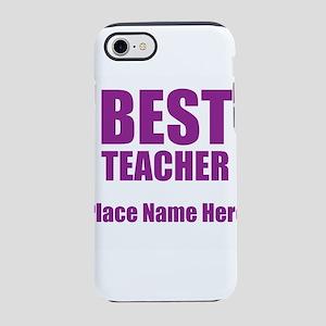Best Teacher iPhone 7 Tough Case