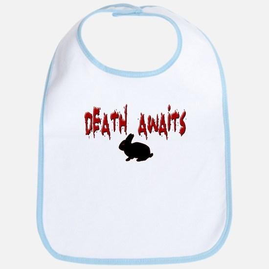 Death Awaits - Rabbit Bib