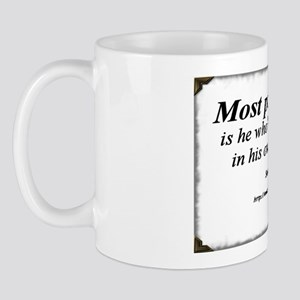 (Seneca - G) Mug
