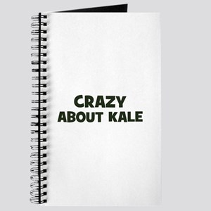 crazy about kale Journal