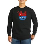 Dead Republican Elephant Long Sleeve Dark T-Shirt