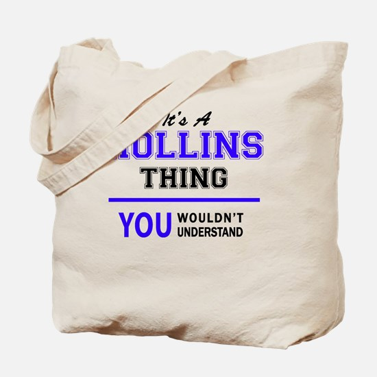 Unique Hollins Tote Bag