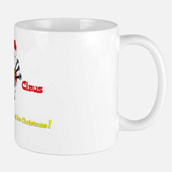 Scotty Claus.:-) Mug
