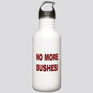 No More Stainless Water Bottle 1.0L