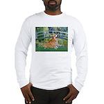 Bridge / Corgi Long Sleeve T-Shirt