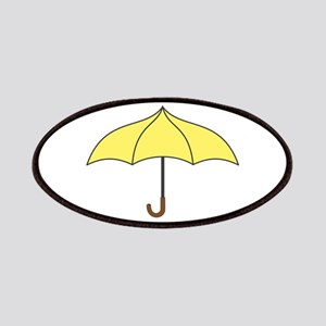 Yellow Umbrella Patches
