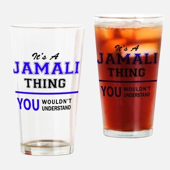 Cool Jamali Drinking Glass
