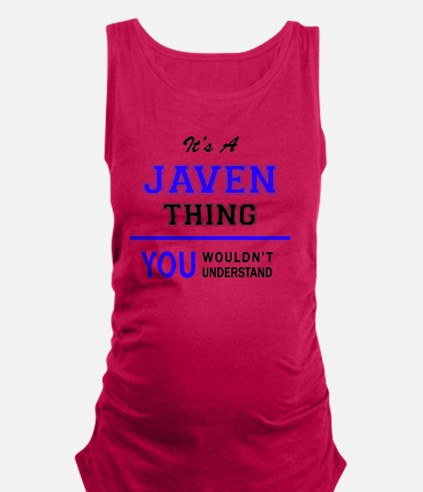 Cute Javen Maternity Tank Top
