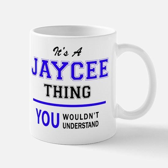 Jaycee Mug