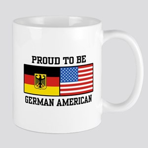 Proud To Be German American Mug