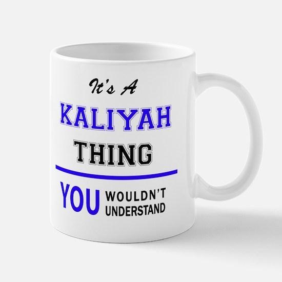 Unique Kaliyah Mug