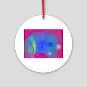 Slime Joy Ornament (Round)