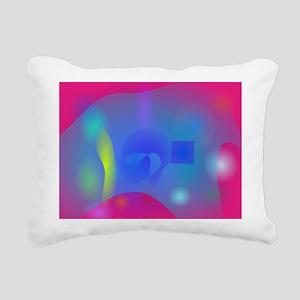 Slime Joy Rectangular Canvas Pillow