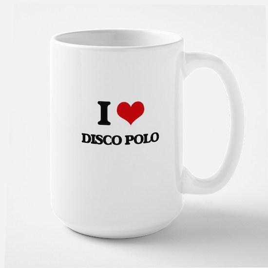 I Love DISCO POLO Mugs
