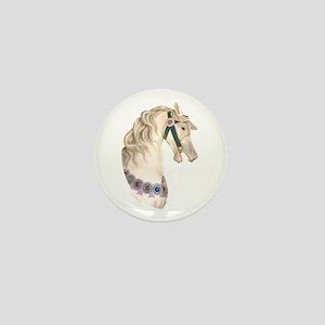 Carousel #1 Mini Button