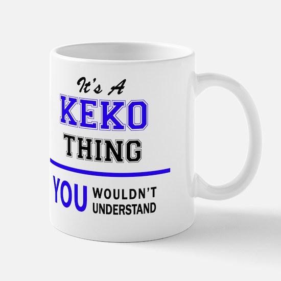 Funny Keko Mug