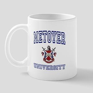 METOYER University Mug